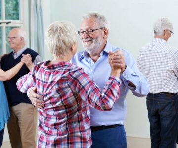 Aktywny Senior: zajęcia taneczne