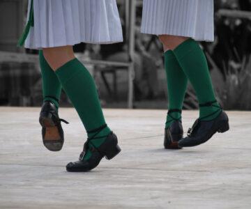 Taniec irlandzki – Szmaragdy