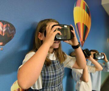 Edukacja w wirtualnej rzeczywistości (11+)