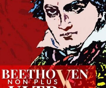 """""""Beethoven i jego mistrzowie w 250 rocznicę urodzin kompozytora""""."""